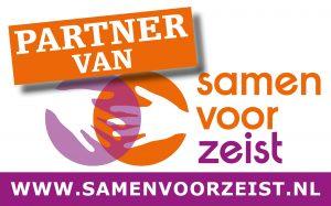 Banner partner Samen voor Zeist